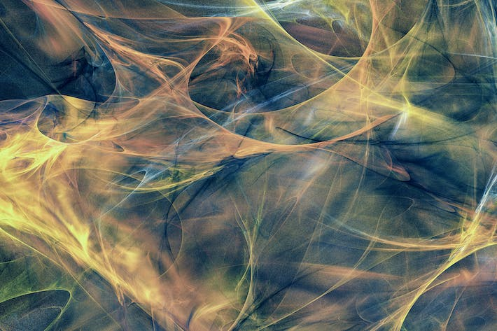Abstract messy chaos background