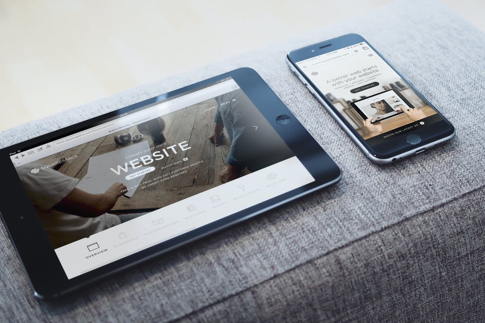 Download Responsive Web App Display Mock-Up by itscroma