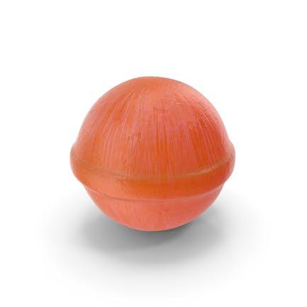 Spherical Hard Candy Orange