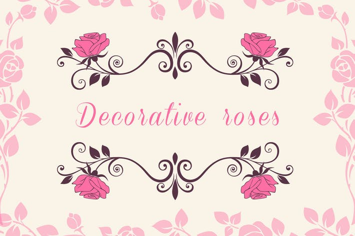 Thumbnail for Decorative Roses