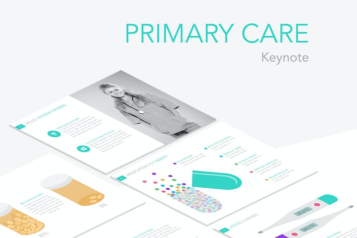 Thumbnail for Primary Care Keynote Template