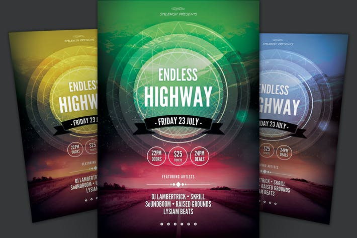 Thumbnail for Endless Highway Flyer
