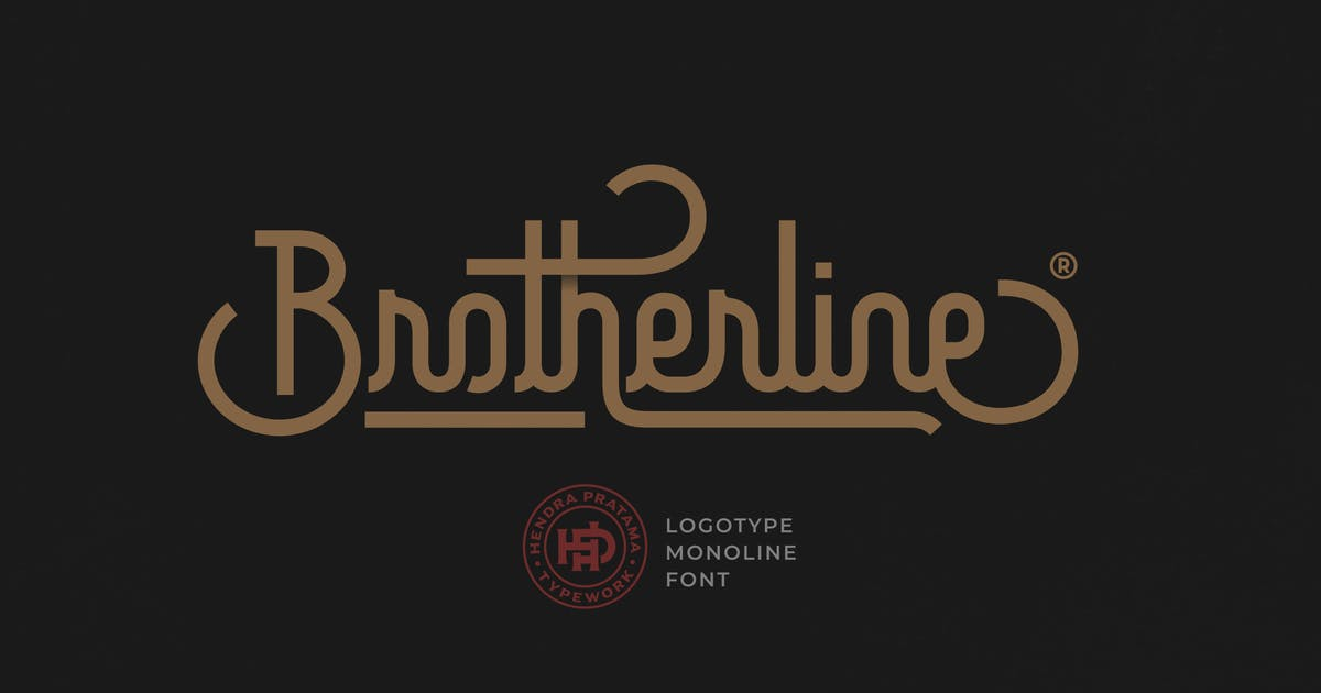 Download Brotherline by hptypework