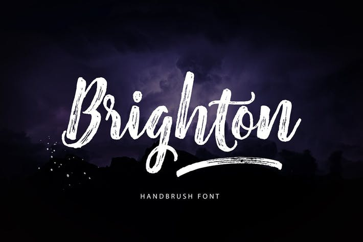 Thumbnail for Brighton Script