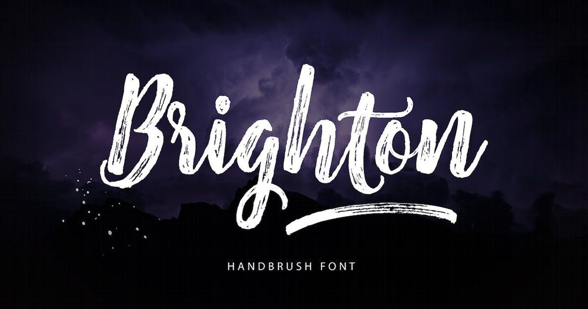 Download Brighton Script by UnicodeID