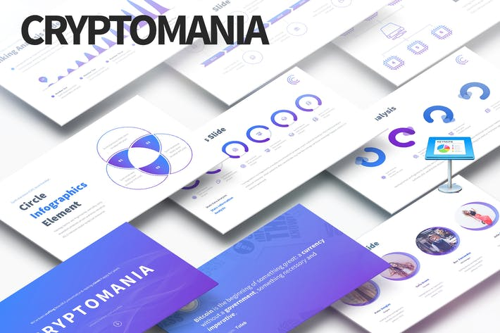 Thumbnail for Cryptomania - Multipurpose Keynote Presentation