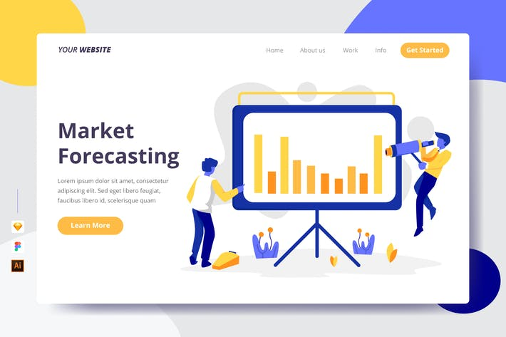 Thumbnail for Market Forecasting - Landing Page