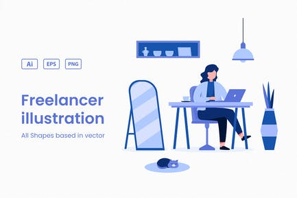 VDN Freelancer Illustration v3.2