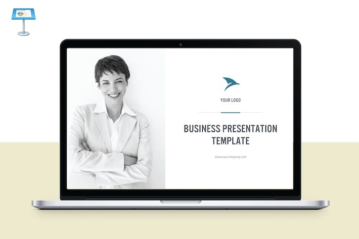 Thumbnail for TAMBON - Multipurpose Keynote Template V31
