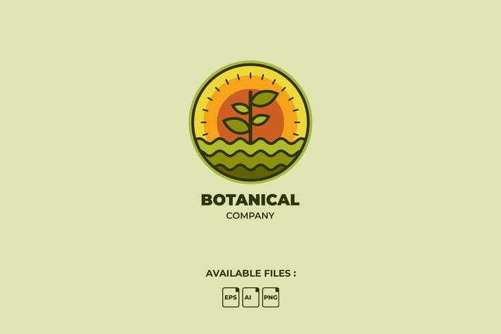 Thumbnail for Botanical Logo