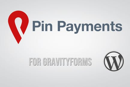 Pin Payments Gateway for Gravity Forms