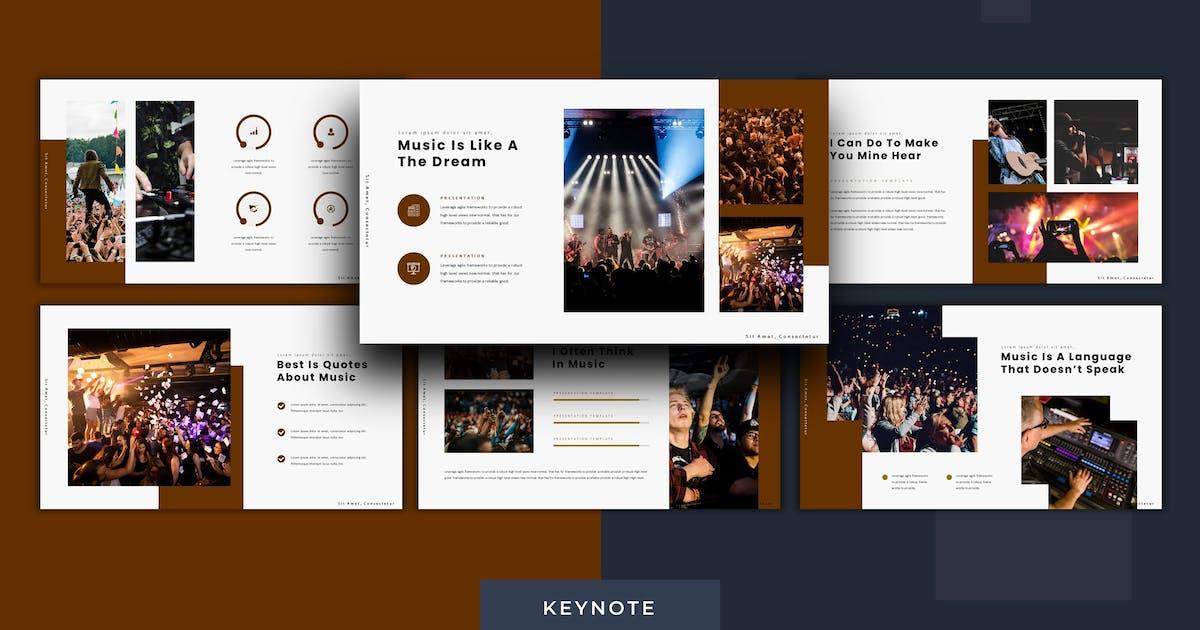 Download Concerts - Keynote Template by karkunstudio