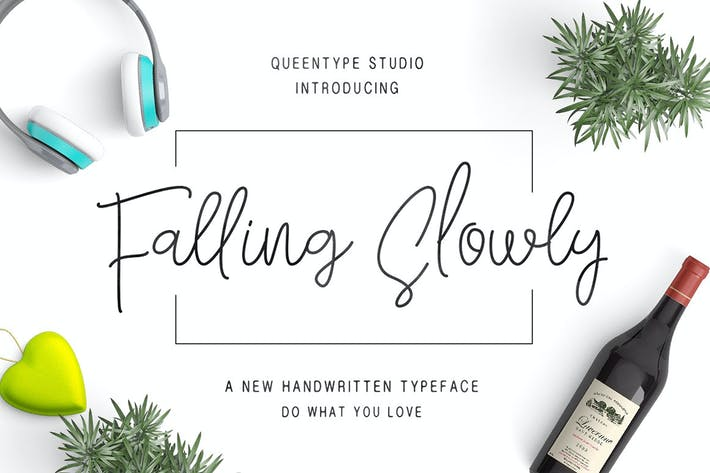 Thumbnail for Falling Slowly