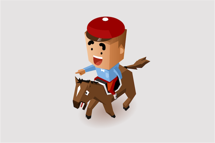 Thumbnail for Jockey Horse Racing