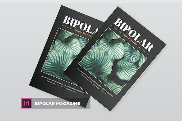 Bipolar | Magazine Template