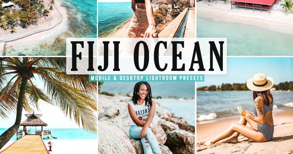 Download Fiji Ocean Mobile & Desktop Lightroom Presets by creativetacos