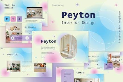 Interior Design Powerpoint Templates