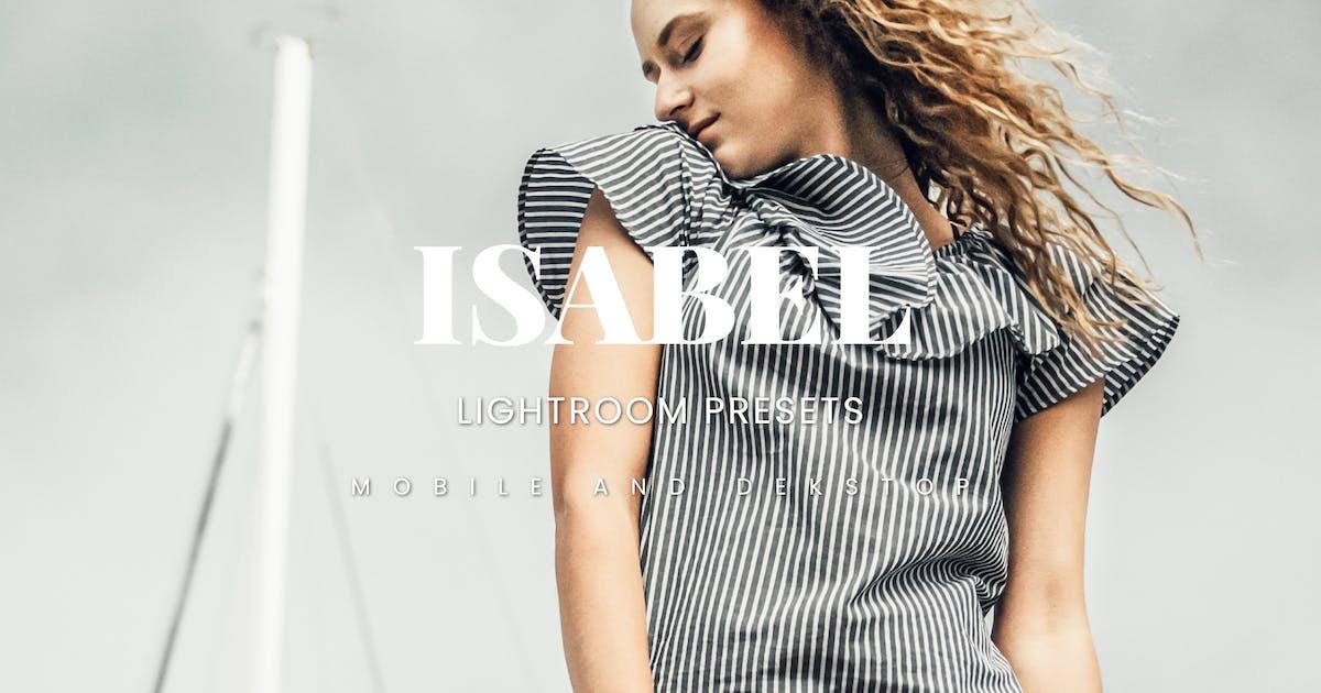 Download Isabel Lightroom Presets Dekstop and Mobile by Artsyno