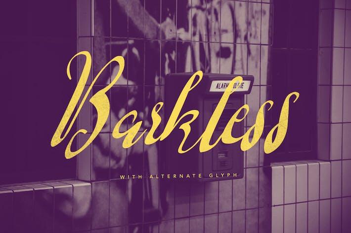 Thumbnail for Barkless