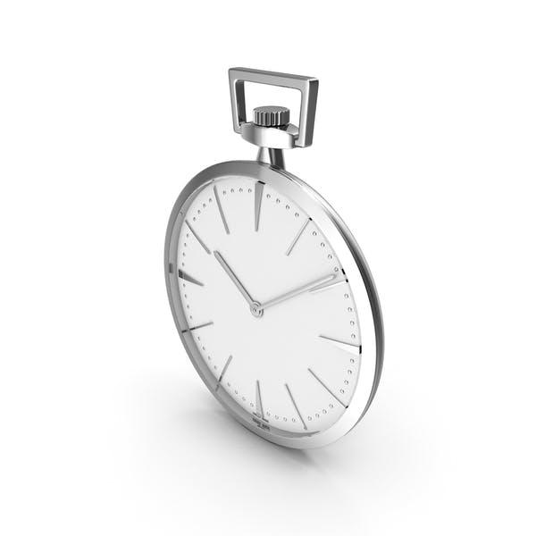 Reloj de bolsillo con mecanismo