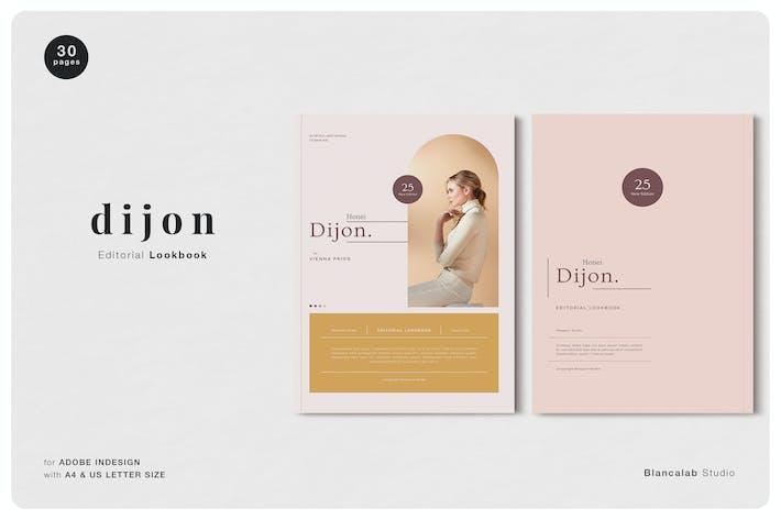 Thumbnail for DIJON Editorial Lookbook