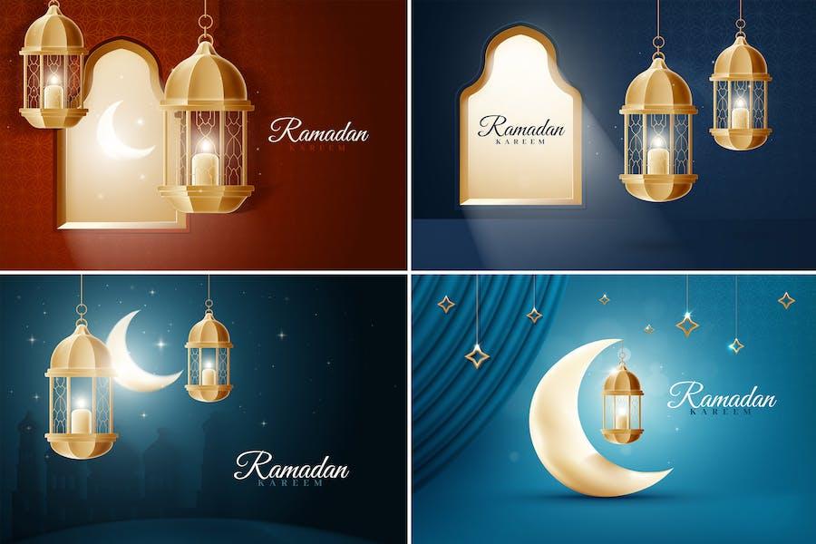 Islamic Ramadan Backgrounds