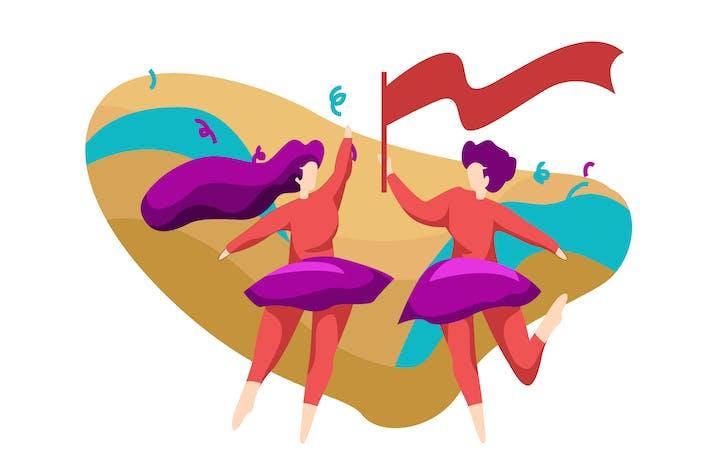 Thumbnail for Bullet Dance Carnival