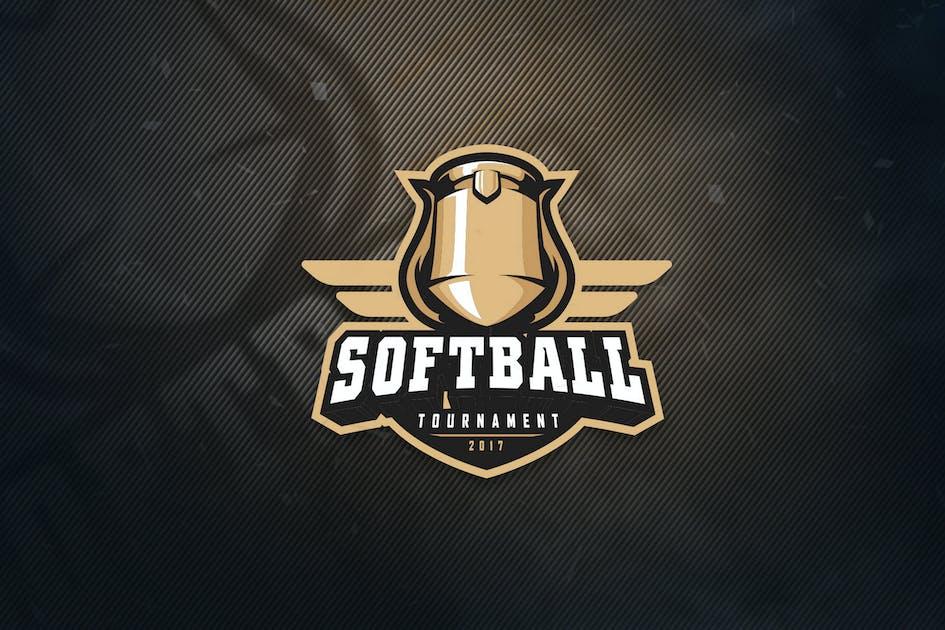 Download Softball Tournament Sports Logo by ovozdigital
