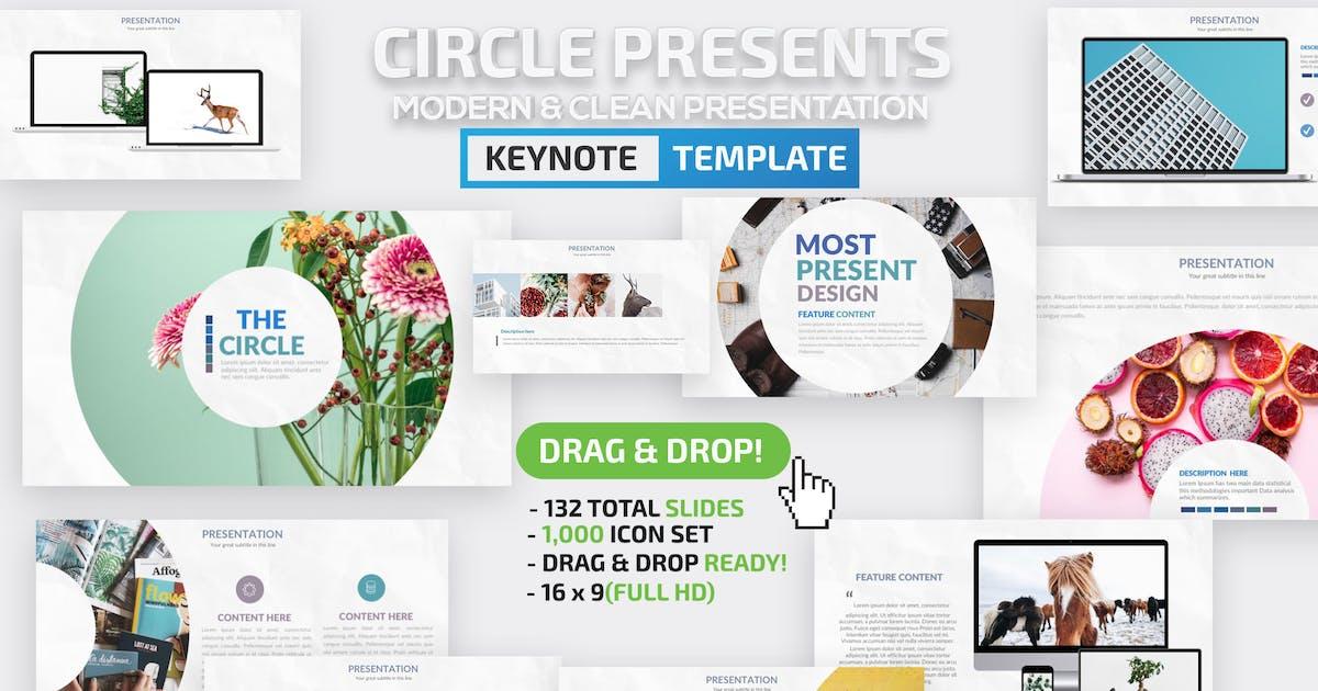 Download Circle Keynote Presentation by mamanamsai