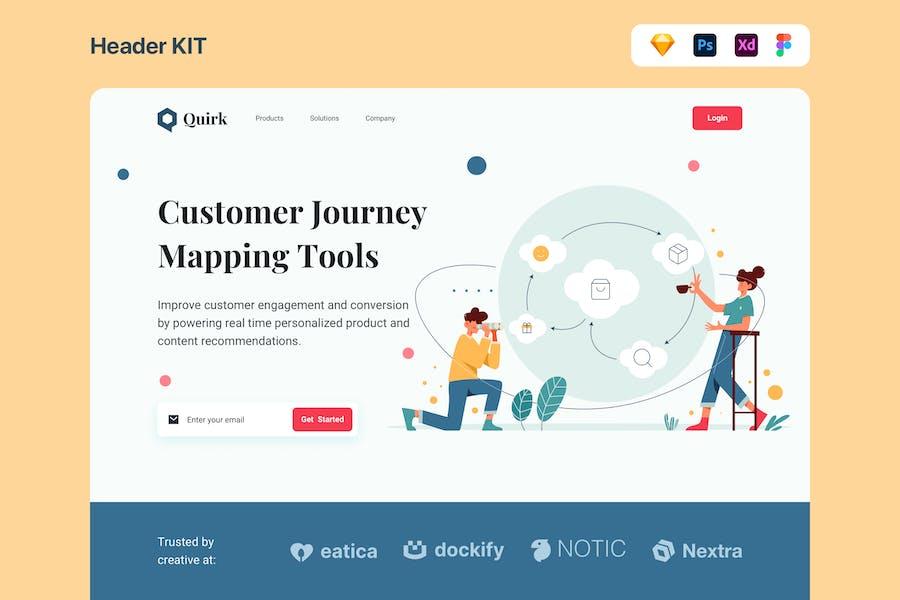 Customer Map