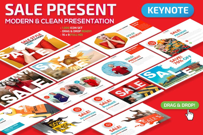 Sale Keynote Presentation