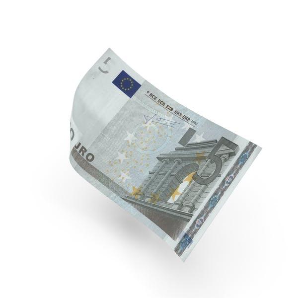 5 Euro Bill