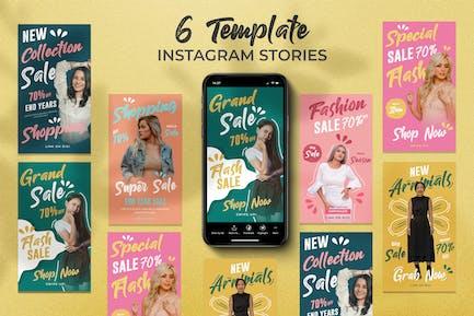 Verkauf Instagram Storie V.3