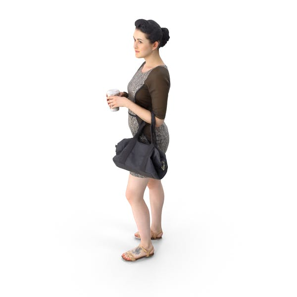 Thumbnail for Business Woman with Purse