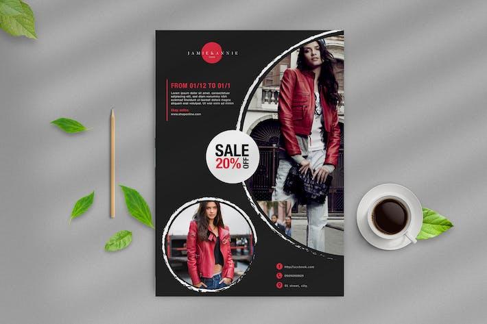 Thumbnail for Fashion Flyer 17