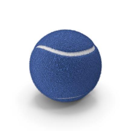 Tennis Ball Blue
