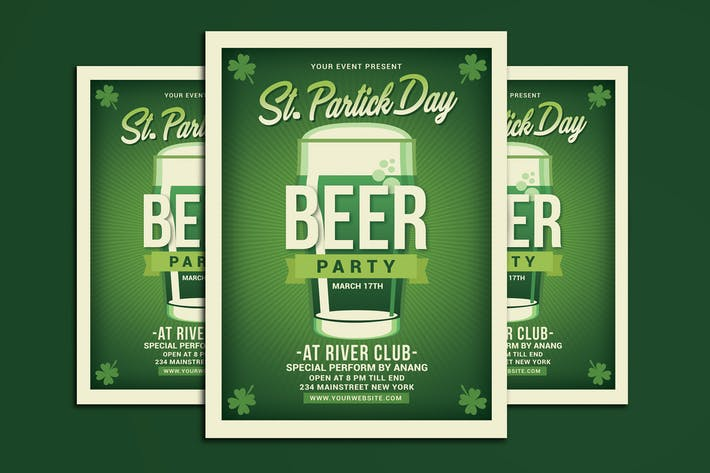 Thumbnail for Saint Patrick Day Beer Party