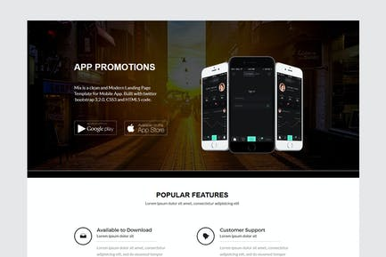 Artifex Unbounce Startup Landing Page