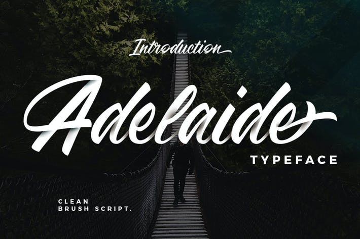 Cover Image For Adelaide Font