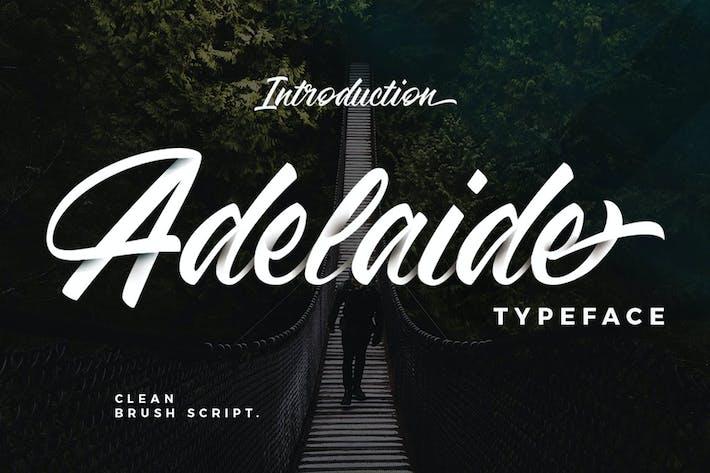 Thumbnail for Adelaide Font