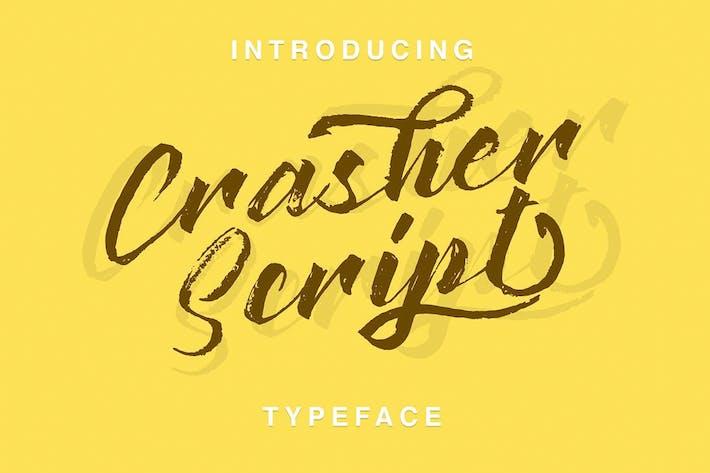 Thumbnail for Crasher Script
