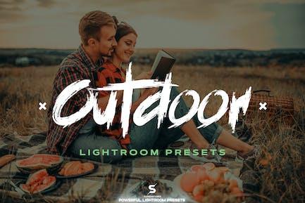Outdoor Lightroom Presets