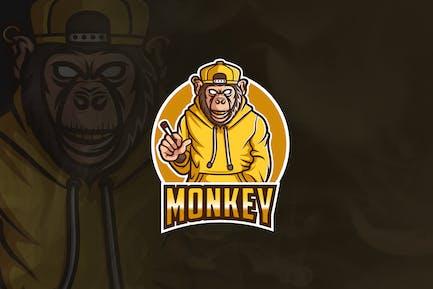 Monkey Boys - Mascot & Esport Logo