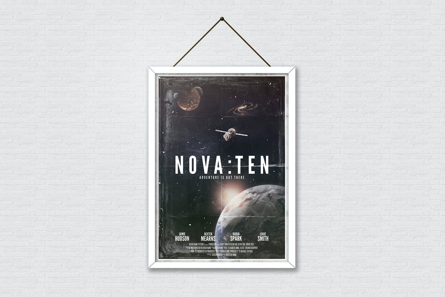 Sci Fi Movie Poster 1
