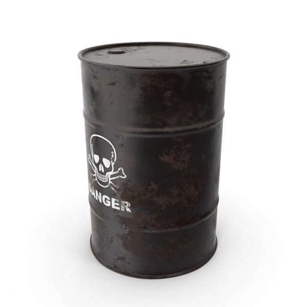 Cover Image for Hazardous Barrel