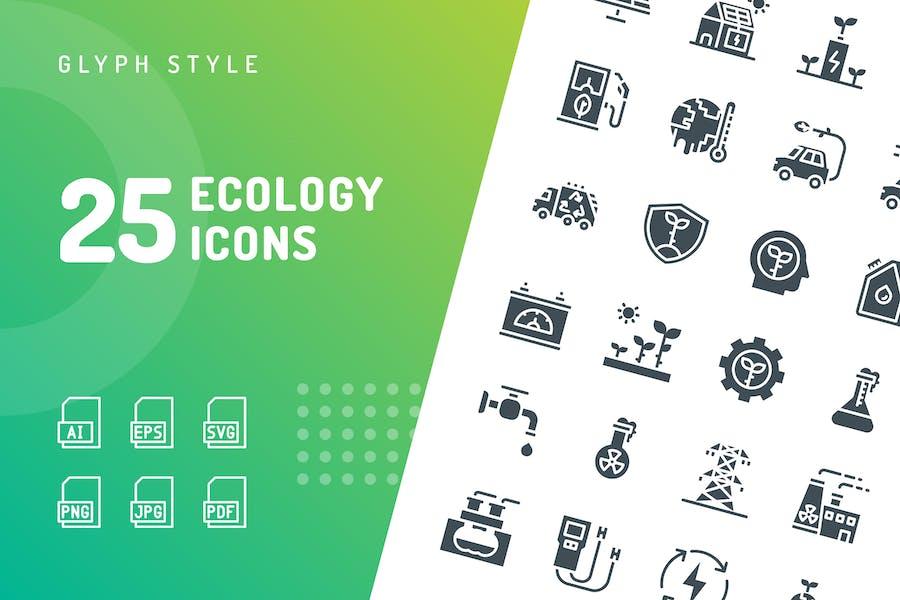 Ökologie-Glyphe-SyIcons