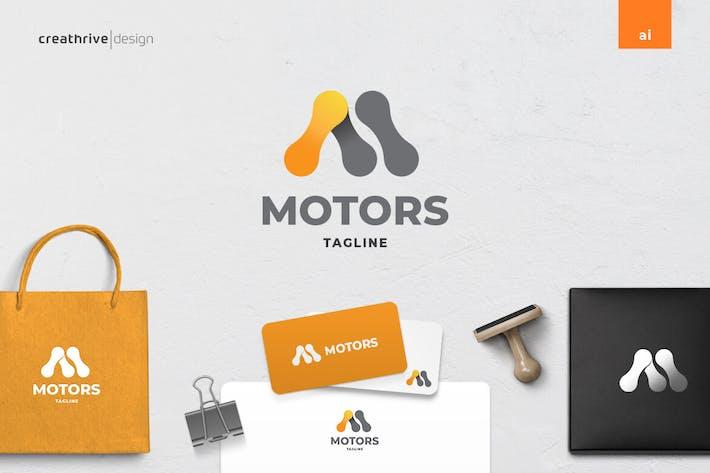 Thumbnail for Motors Logo