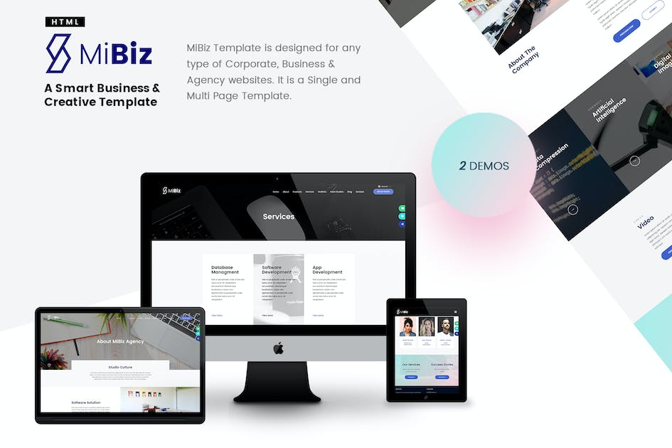 Download MiBiz by Multia-Themes