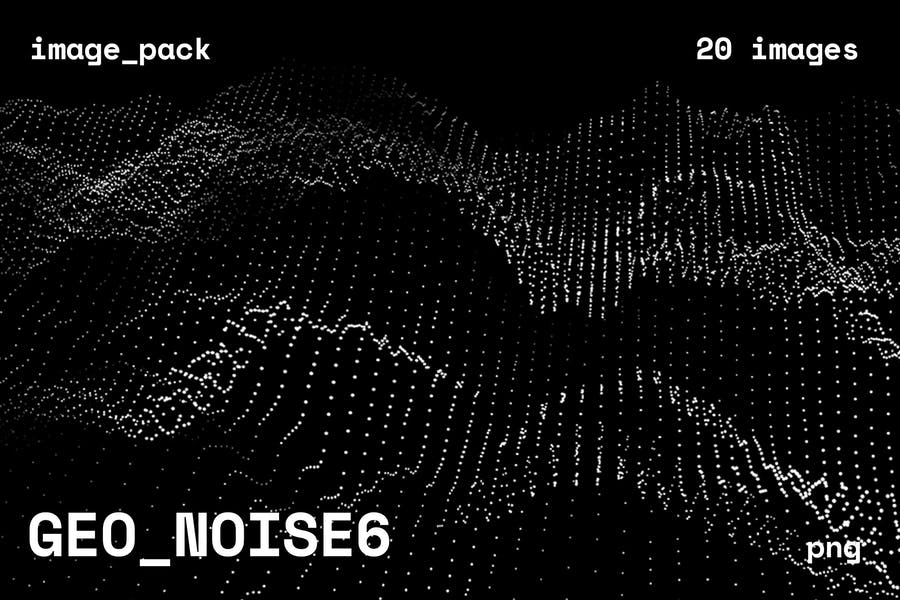 GEO_NOISE6 Image Pack