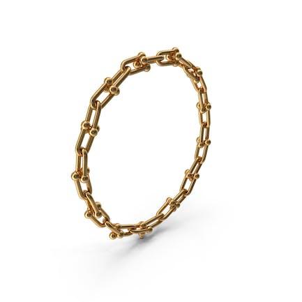Link Bracelet Vertical